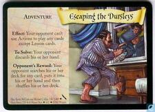 Harry Potter TCG Chamber of Secrets Escaping The Dursleys 18/140