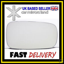 Right Driver Side Wing Mirror Glass RENAULT MEGANE MK2 CONVEX 2002-2008