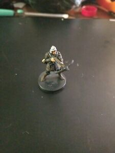 Human Crossbowman 5/60 Dungeons and Dragons Miniatures No Card