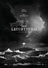 DER LEUCHTTURM - Orig.KinoPlakat A1 - Robert Pattinson, Willem Dafoe - gerollt