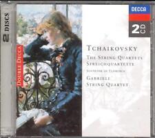 TCHAIKOVSKY - String Quartets / Souvenir De Florence - GABRIELI STRING QUARTET