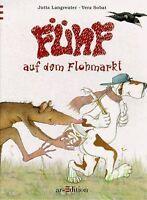 Fünf auf dem Flohmarkt von Langreuter, Jutta | Buch | Zustand gut