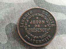 Jeton Maconnique ROCHEFORT Accord Parfait 5779 Copie