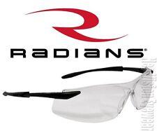 Radians Aftershock Clear Lens Safety Glasses Shooting Z87.1