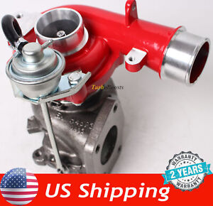 For Mazda Mazda 3 6 CX-7 2.3L MZR DISI K0422-582  Turbo charger Red housing