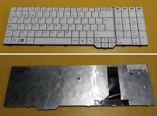 Teclado Fujitsu Amilo XA3530, XI3650, PI362 Blanco    0190003-W