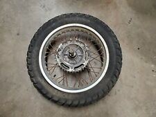 Honda Nx250 OEM Rear Wheel