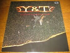 Y&t - Contagious LP, Geffen GERMANY 1987,ois,10 tracks, RAR, VINILE NUOVO/NEW/UNPLAYED!!!