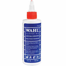 WAHL CLIPPER OIL 3310 ELECTRIC HAIR TRIMMER CLIPPERS SHAVER 118.3ML 4 FL OZ