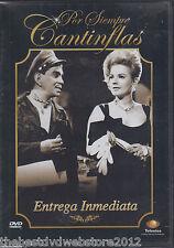 ENTREGA INMEDIATA(1963)POR SIEMPRE CANTINFLAS -TELEVISA-B&N-113MIN-FULLSCREEN