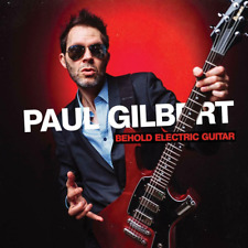 Paul Gilbert - Behold Electric Guitar - RELEASED 17/05/2019