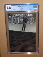 💥☠ CGC 9.8 WALKING DEAD #100 CHROMIUM CHROME VARIANT 1ST FIRST NEGAN COMIC SDCC