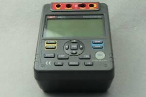 UNI-T UT511 Digital Megger Insulation Resistance Ohm Tester Megohmmeter