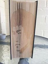 Bruce Lee. OMBRA taglio e piega LIBRO PIEGHEVOLE MODELLO. 499 pagine. #2067