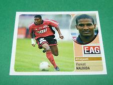 FLORENT MALOUDA EN AVANT GUINGAMP EAG PANINI FOOT 2003 FOOTBALL 2002-2003