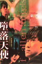 Fallen Angels Style A 1995 Wong Kar-Wai Hong Kong Movie Poster
