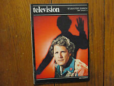 September  26, 1976 St. Louis Post-Dispatch TV Magazine(BEN  MURPHY/GEMINI  MAN)