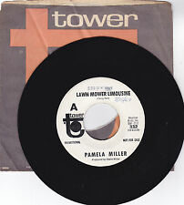 PANELA MILLER-TOWER 332 PROMO COUNTRY ROCK 45RPM LAWN MOWER LIMOUSINE  M-