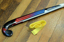 ADIDAS Hockey Stick DF24 CARBON Field Hockey 36.5' '37.5 FREE Grip & Carry BAG