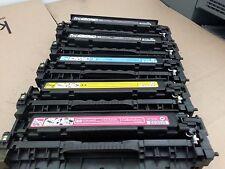 5 Toner Set for HP LaserJet Pro M252dw MFP M277dw M277n M252n CF400X 201X BLACK2