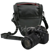 Camera Case Bag For Canon DSLR Rebel T3 T3i T4i T5i EOS 70D 60D 1100D 700D 650D
