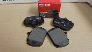 Triumph TR8 ** MINTEX BRAKE PADS ** Car set M1109 - for genuine TR8 calipers