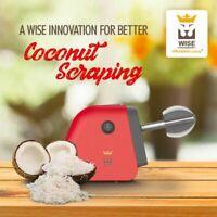 Coconut Scraper Grater Shredder - Electric - 220v-240v (100W) - Free Knife sharp