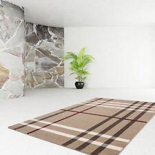 Gestreifte moderne Wohnraum-Teppiche aus Polypropylen in aktuellem Design