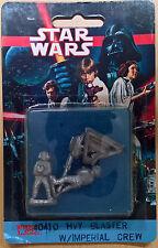 Star Wars West End Games - 40410 Hvy Blaster w/imperial Crew (MIB, Sealed)