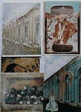 Kolorierte Künstler Ansichtskarten ab 1945