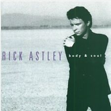 CD RICK ASTLEY BODY AND SOUL GERMANY PS DST