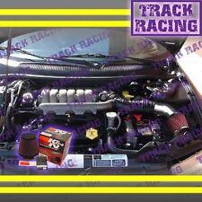 95-00 DODGE STRATUS/CHRYSLER SEBRING/CHRYSLER CIRRUS V6 AIR INTAKE KIT+K&N Red