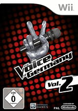 The Voice of Germany Vol. 2 (Nintendo Wii, 2013, DVD-Box)
