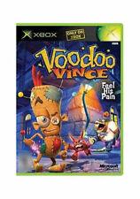 "Voodoo Vince ( Xbox Original ) ( PAL ) "" LIKE NEW """