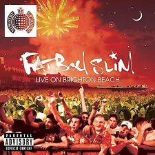 Live on Brighton Beach [PA] by Fatboy Slim (CD, Jun-2002, Ministry of Sound)