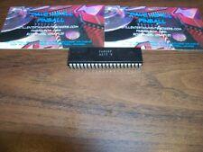 Bally Williams Stern Data East 6802 pinball processor chip