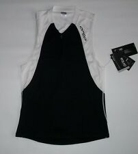 ORCA Equip Tec TRIATHLON Tri 1/2 Zip TANK Jersey SHIRT Mens Size MEDIUM NEW wTAG
