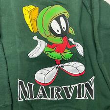 New listing Marvin the Martian Warner Bros Studio Store Sweatshirt Sweater Large Vintage 90s