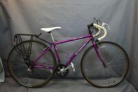 1991 Bianchi Advantage Touring Road Bike XX-Small 42cm Tange Cr-mo Steel Charity