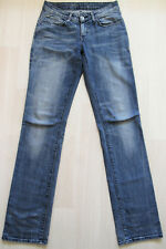 Jean LEVIS 5800 W27 L34 Taille 36/38 coupe droite Bolde curve straight TBE