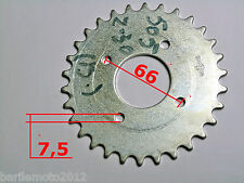 Corona di Trasmissione Catena COD. 505 - 30 DENTI GARELLI SUPER VIP 3 - NOI