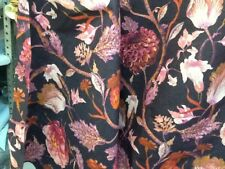 Marks & Spencers  Floral Upholstery Fabric - beautiful