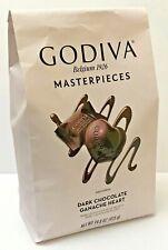 1 Godiva Belgium 1926 Masterpieces Dark Chocolate Ganache Heart Dark Chocolate