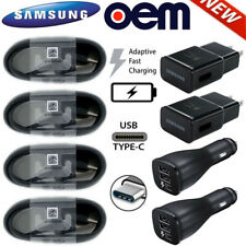 OEM Fast Charger For Original Samsung Galaxy Note8 S8 S9 S10+ USB C Type C Cable
