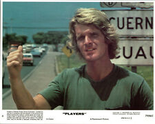 Players original lobby card Dean Paul Martin hitching in Cuernavaca