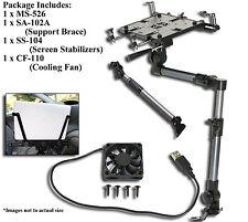 *Bundle Sale*Mobotron Heavy-Duty Vehicle Laptop Mount, (MS-526B)