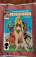 *Sheena #1 1984 Marvel Movie Adaptation Comic VF/NM uncertified QUALITY
