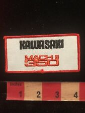 Kawasaki Mach Ii 350 Motorcycle Biker Patch 84Gg