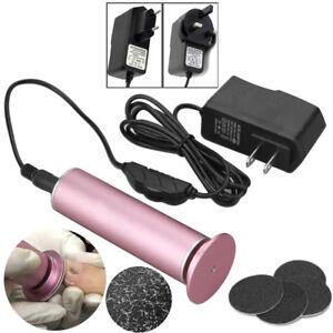 Foot Care Electric Remove Callus Exfoliator Pedicure Dead Dry Skin Grinder Tool
