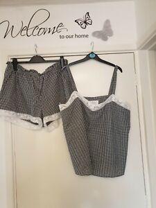 Cotton pyjama set Size 16/18 bundle